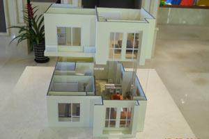 售楼处精致模型展示