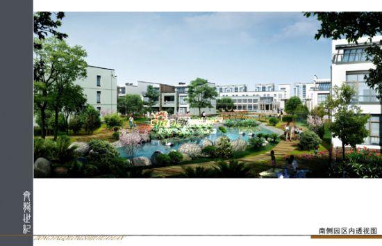 楼市新闻 > 正文    齐龙世纪花园位于东营市东城北部,项目东起温州路