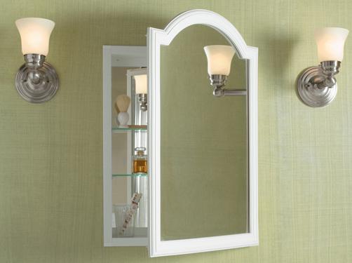 1、镜柜和底柜