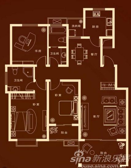 平房五室两厅两卫设计图纸展示