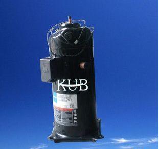 数码涡旋压缩机