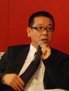 上海乘星行机构总经理 李骁