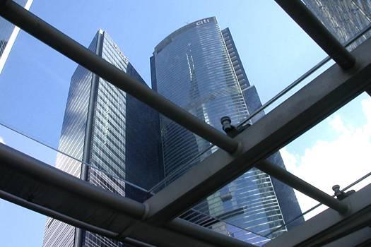 花旗银行广场外观