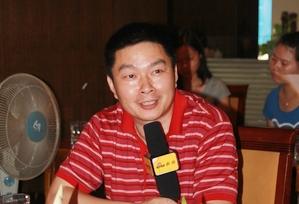 翠屏集团副总裁 陈特立