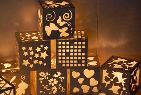 精致的趣味创意灯具 古典风格装饰(组图)