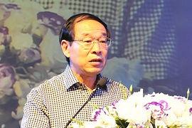 原建设部副部长、中房协会长 刘志峰