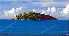 石梅湾美景一览