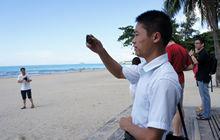 记录下美丽的石梅湾