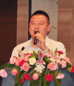 新浪地产网总经理 张晓辉助力旅游地产升级采购模式
