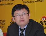 金晶节能玻璃有限公司总经理蒋新华