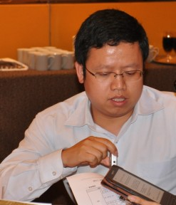 景瑞地产运营经理 江青松商业地产需要养和培育