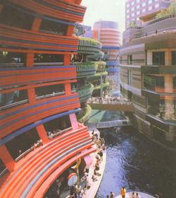 福冈博多运河水城