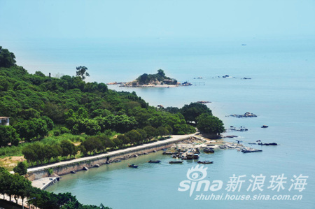海天胜景 近在眼前 中海银海湾尊贵户型览一线湾区美景