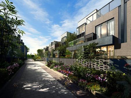 [太湖天城mini墅]太湖边小院中的从容斑斓和精装的舒适奢华图片