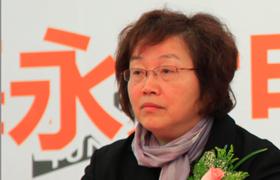 上海市电梯行业协会秘书长 支锡凤