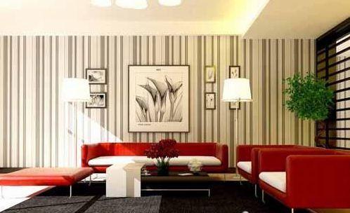 客厅壁纸色彩搭配技巧介绍