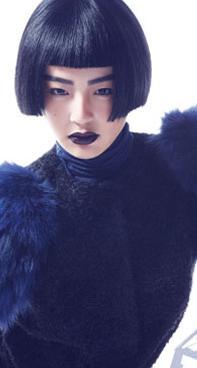 上海时装周秋冬发布