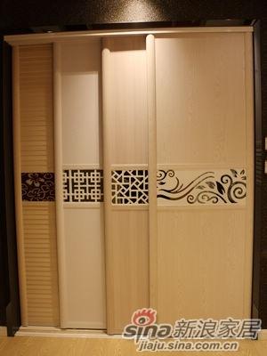 好莱客衣柜移门样式