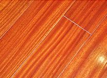 久盛圆盘豆实木地板