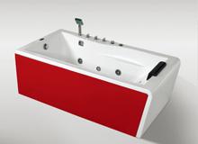 箭牌红宝石冲浪按摩浴缸
