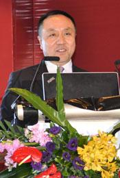 李绍忠融创中国执行董事兼副总裁