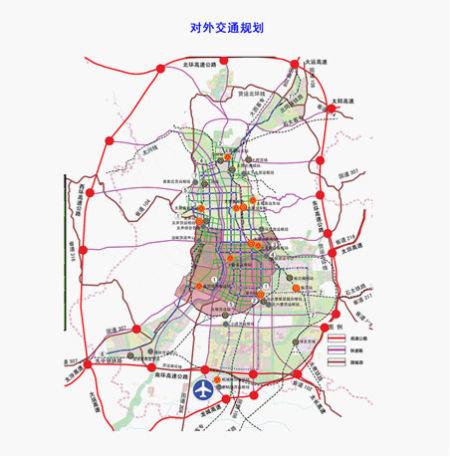 宜宾临港道路规划图