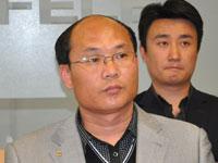 坤隆房地产执行董事/总经理 柏云峰
