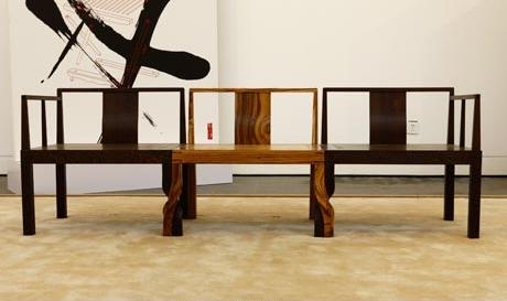 米兰前景展拒国人拍照VS中国设计师a前景v前景现代室内设计家具图片