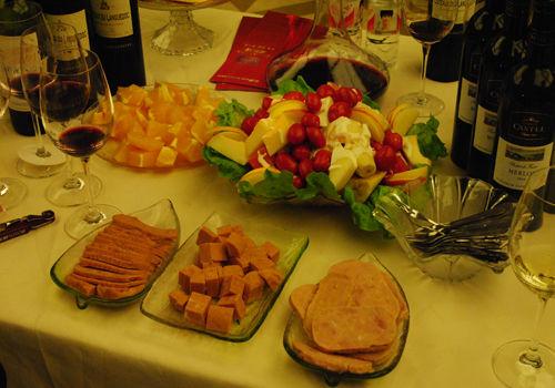 美酒、美食、国际洞庭湖美人公馆红酒品鉴展览会香港国际美景图片