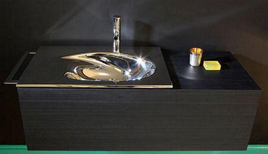 家居创意设计有趣的洗手台(3)