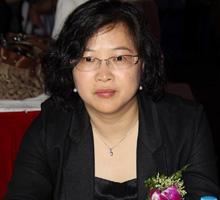 金山区经济委员会副主任刘敏