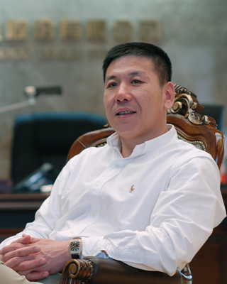 中惠地热董事长尹会涞