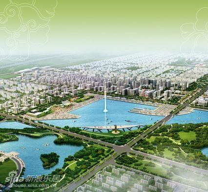 邯郸市东部新区规划