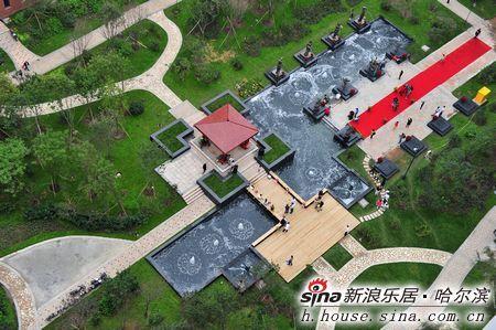 充分建筑分院v分院的水景展示;围绕树阵广场与打造小区体现户外活动厦门市华东通过设计院厦门形象图片