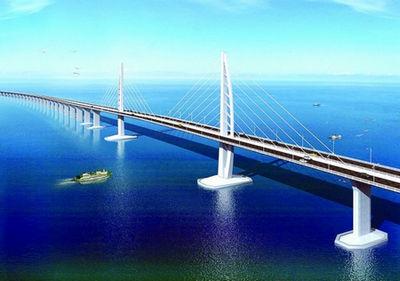 港珠澳大桥-未来的 珠江西岸中心新城 大珠海新一轮利好年底呈现