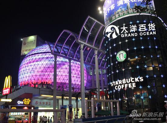 图为武汉大洋百货-大洋百货强势进驻文献步行街图片