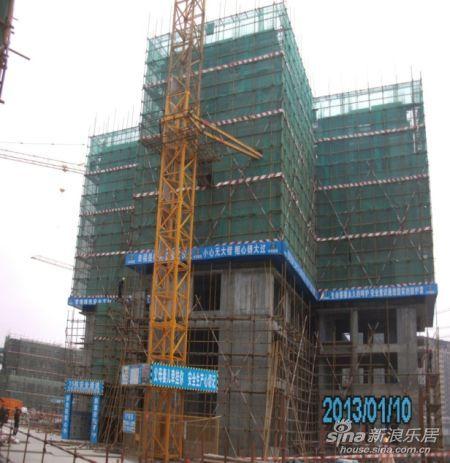 高层13#—17#楼:主体结构7-9层