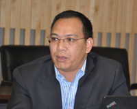 亚士漆战略合作华南区域总监 官世全