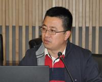 康美家地板董事副总经理 郑维海