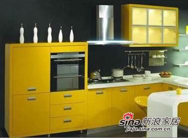 厨房欧式米缸图片