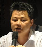 广东科顺防水常务副总孙崇实
