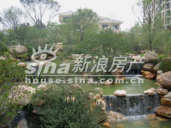 北京星河湾 实景图 景观