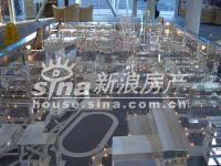 沿海・赛洛城 实景图 透明水晶沙盘2