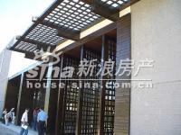 金都・杭城 实景图 售楼处入口