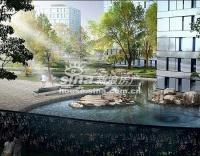 上第MOMA 实景图 园林水景-水沙漏