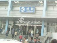 新龙城 实景图 龙泽地铁站