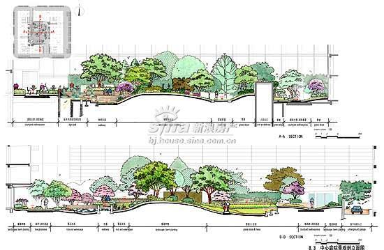 建筑立面手绘图 第2页