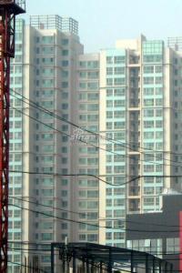 北京香颂 实景图 侧面