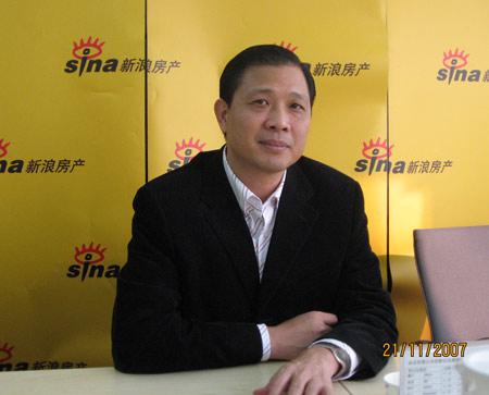 京广华艺总经理朱毅谈个性装修打破传统观念