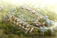 北京香颂 实景图 整体规划设计图